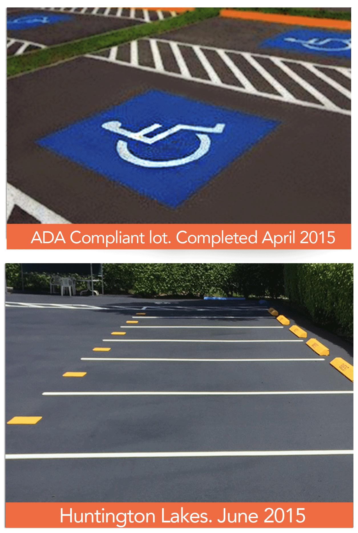 Line Design Solutions : How we can help line design solutions parking lot