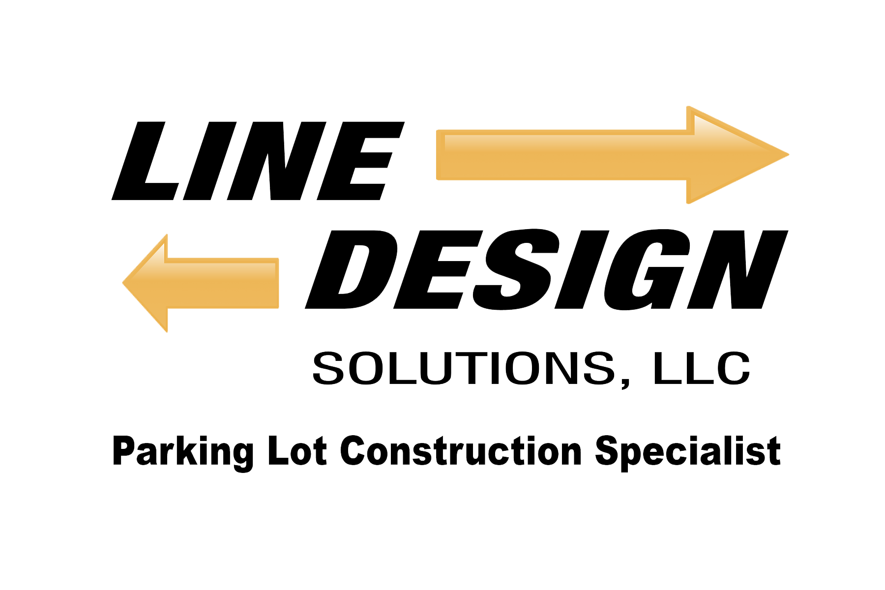 Line Design Solutions – Parking lot striping company